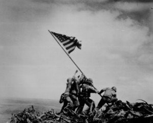 Pulitzer-1945-Raising-The-Flag-On-Iwo-Jima