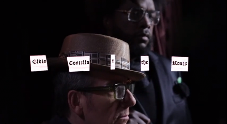 elvis costello y the roots