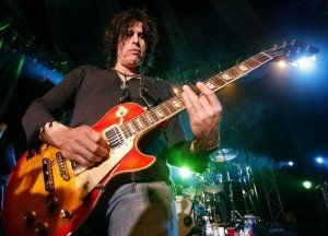 Dean DeLeo of Stone Temple Pilots performs in West Hollywood