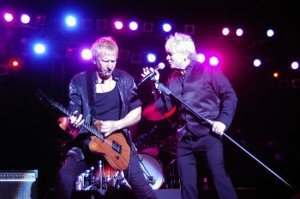 Air Supply en Concierto