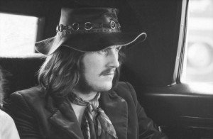 John Bonham In The Car