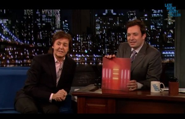 Sir Paul-Jimmy Fallon