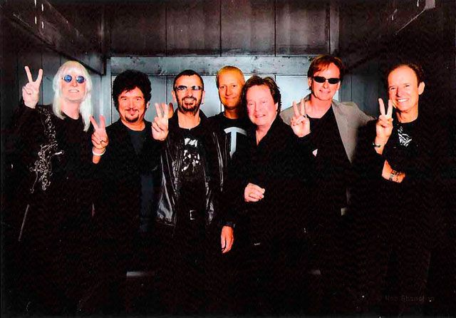 Ringo And His All Starr Band 2010