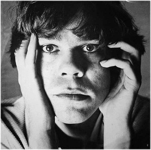 05 David Johansen by Avedon Portrait
