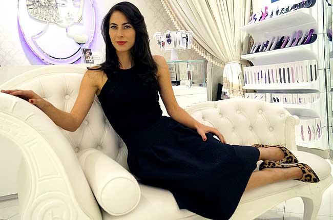 alejandra adame fachon models