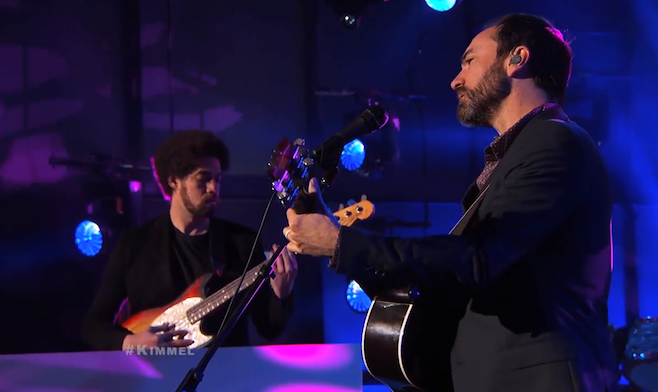 broken bells jimmy kimmel