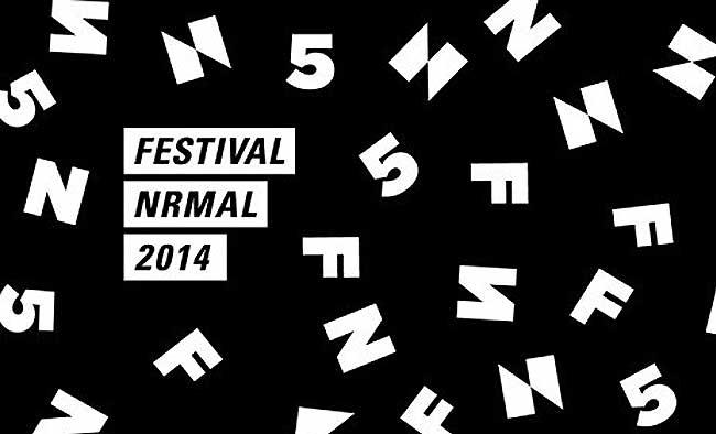 festival nrmal 2014