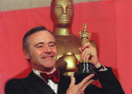 36. Oscar for Best Actor
