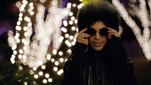 "Prince guest stars on ""New Girl"" on Fox."