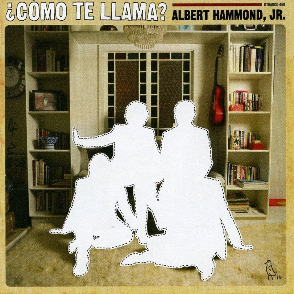 Albert_Hammond_Jr-_Como_Te_Llama_-Frontal