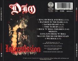 Dio-Intermission-Trasera