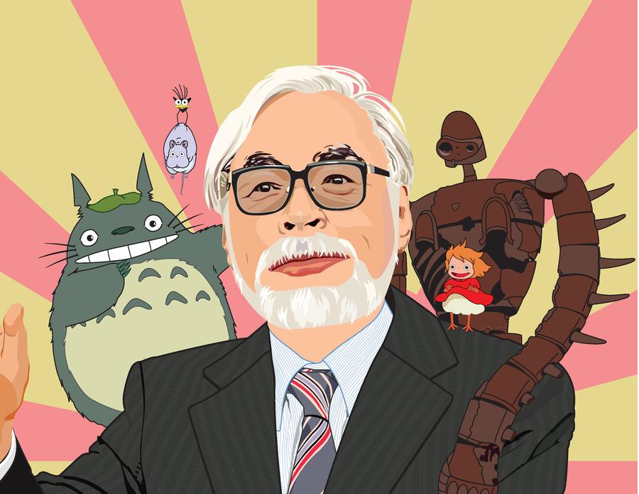 Hayao_Miyazaki_by_Missinglink71