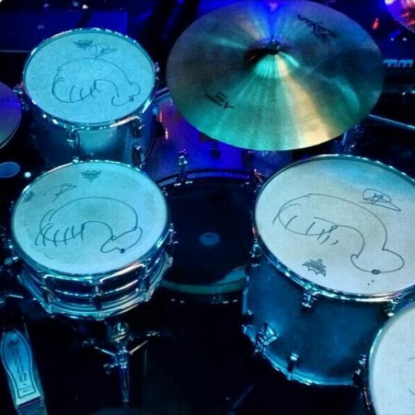 foo-drums