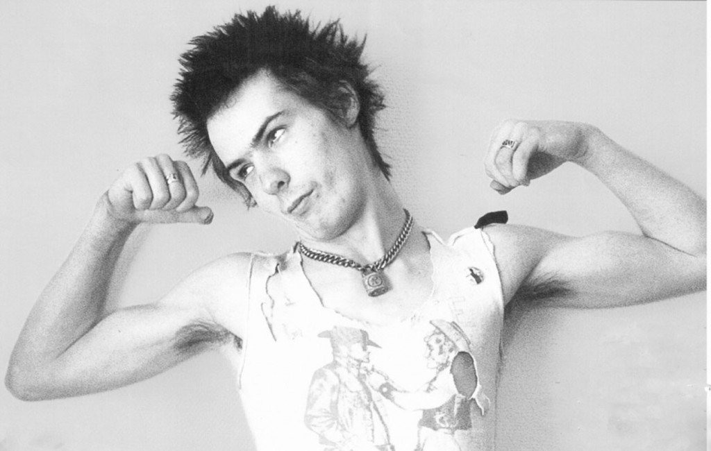 Sid Vicious- rebelde vital