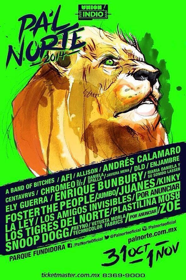 pal-norte-2014-cartel-oficial