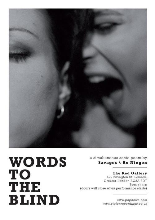 Words+to+the+blind++Bo+Ningen+and+Savages+4