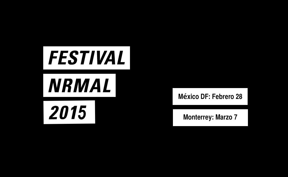 Festival Nrmal 2015