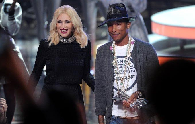 Gwen Stefani, Pharrell Williams