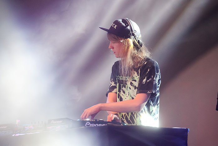 Cashmere Cat CC14. Foto cortesía Jorge Carreon / OCESA