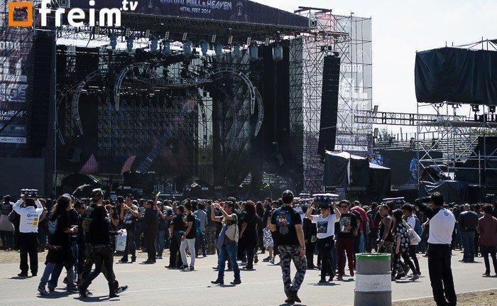 Fotos del Hell And Heaven Metal Fest 2014