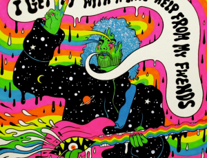 """Escucha completo """"With a Little Help From My Fwends"""", el nuevo disco de los Flaming Lips"""