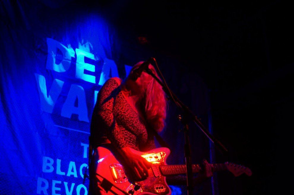 Deap Vally @ Foro Indie Rocks