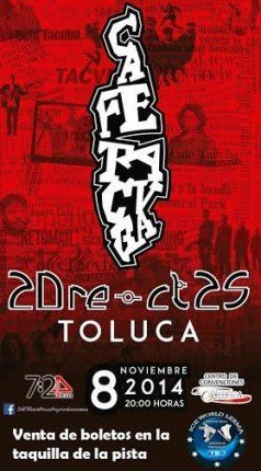FLYER CAFE TACUBA
