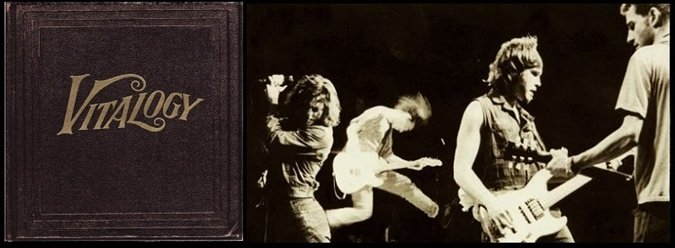 Vitalogy Pearl Jam