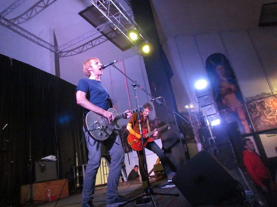 Mudhoney en México
