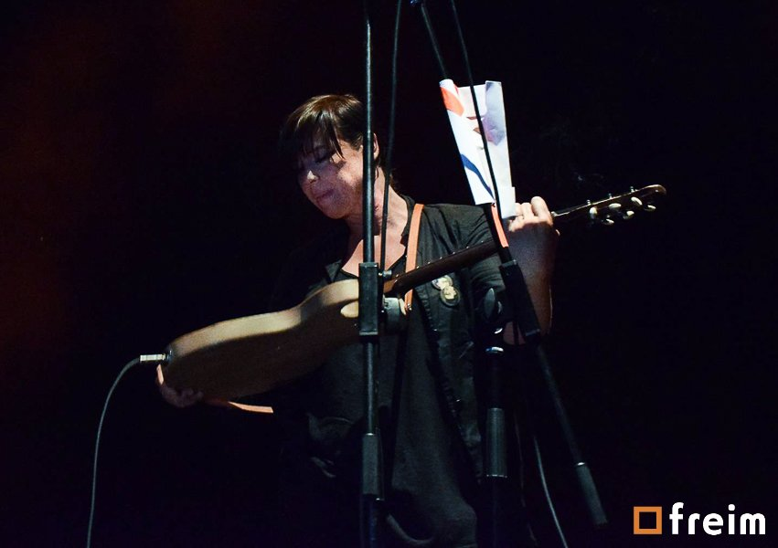 Cat Power en El Plaza
