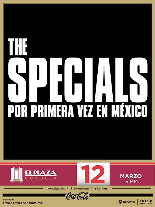 the specials mexico