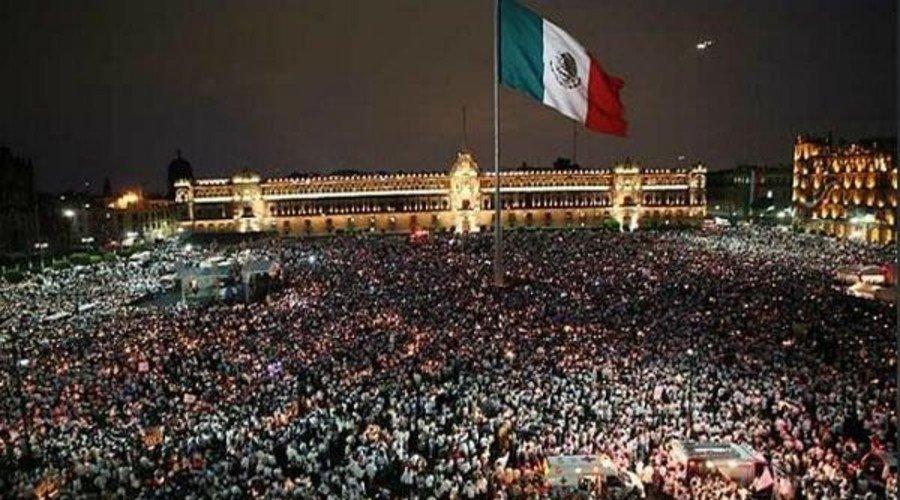Los 9 Mejores Conciertos en el Zócalo, el corazón del D.F.