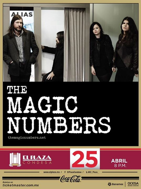 the magic num bers en mexico plaza condesa