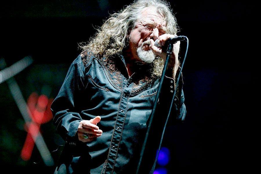 Robert Plant. Foto: Cortesía / OCESA