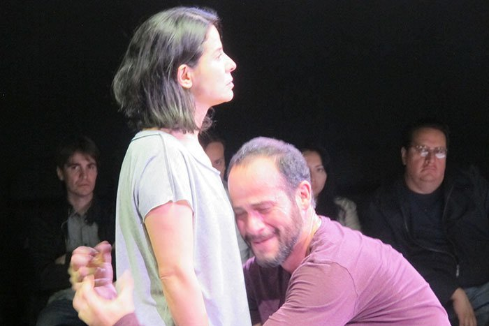 Clausura del amor Teatro