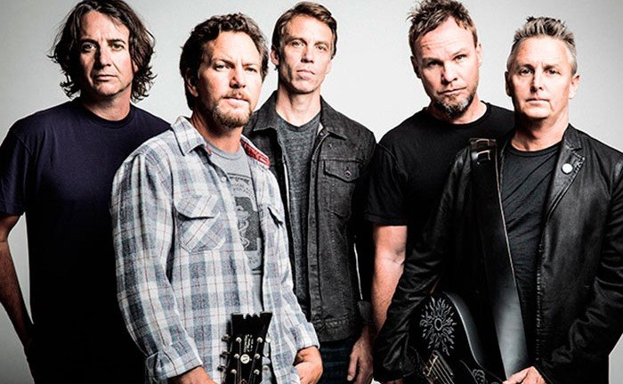 Pearl Jam en México 2015
