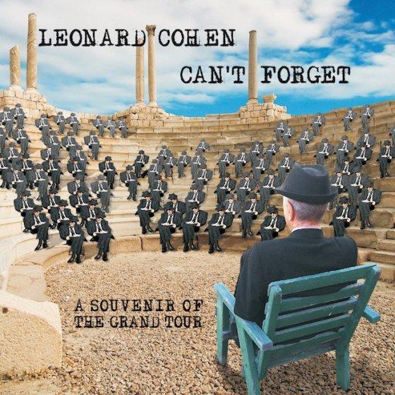 Legacy Recordings Leonard Cohen Album
