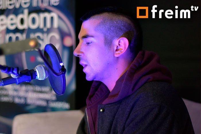 Tino El Pingüino Freim TV Sessions