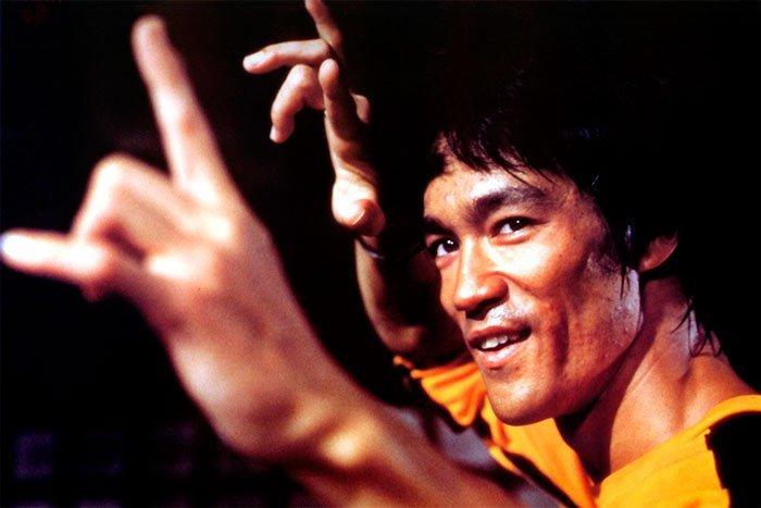 Películas de Bruce Lee