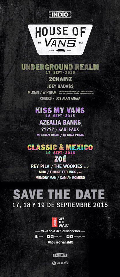 cartel house of vans mexico 2015