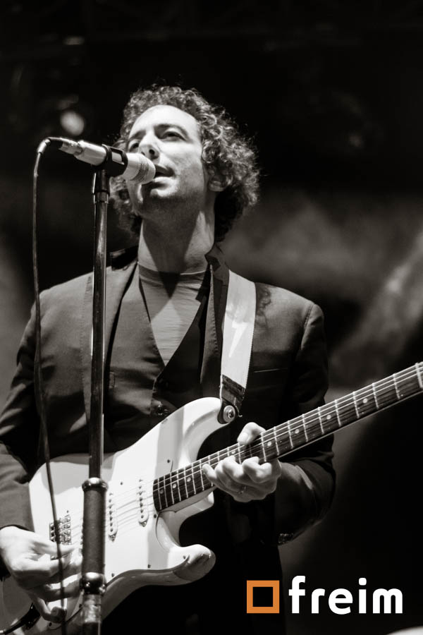 Albert Hammond Jr mexico el plaza-13