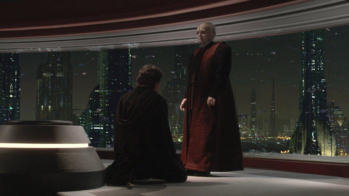 Vader's Born