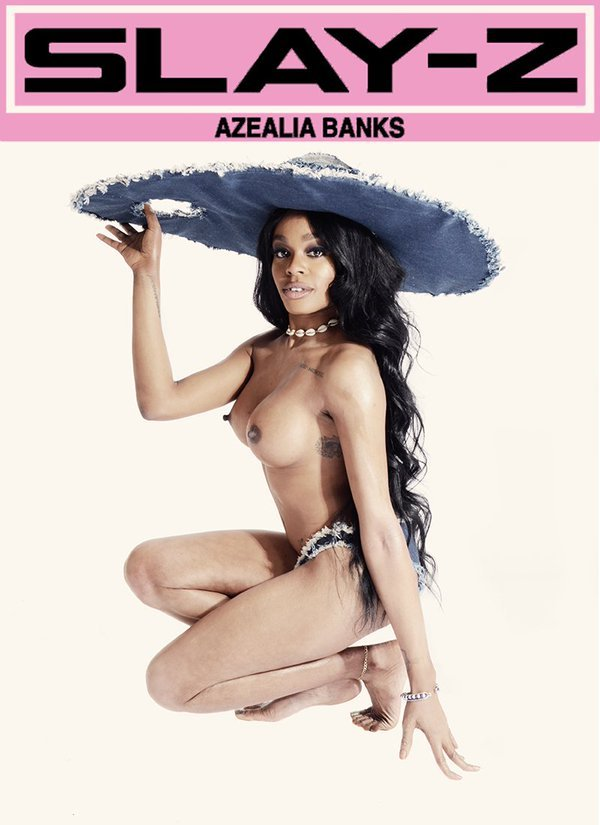 azealia banks desnuda