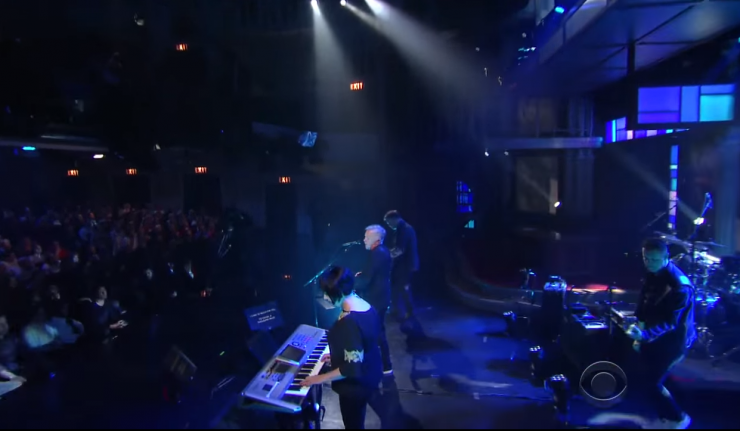 Late Show New Order