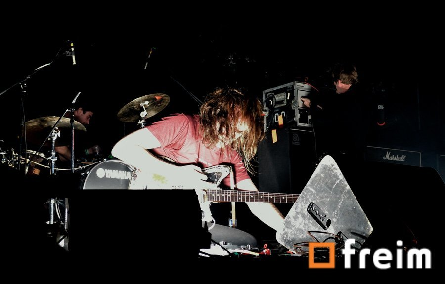 A Place To Bury Strangers. Foto: Heber Canett