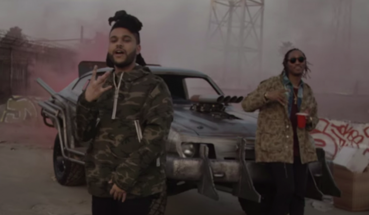 weeknd-future-low-life-video
