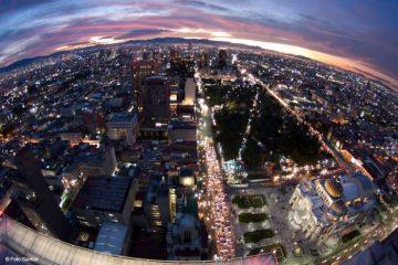 los mejores miradores en la ciudad de méxico