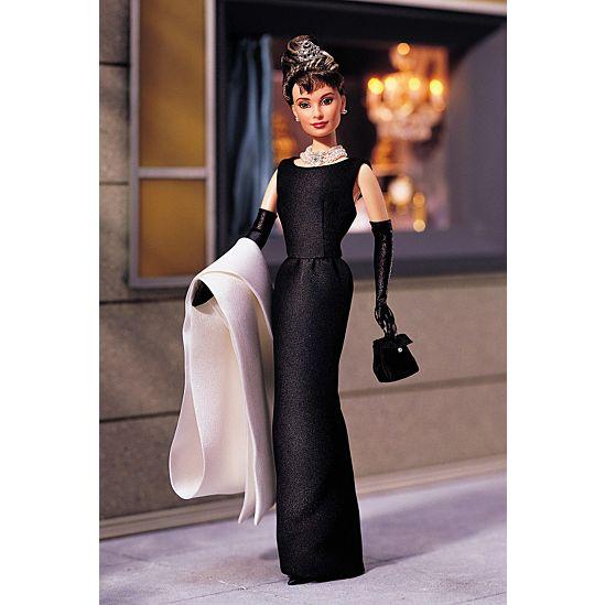 barbie Audrey Hepburn