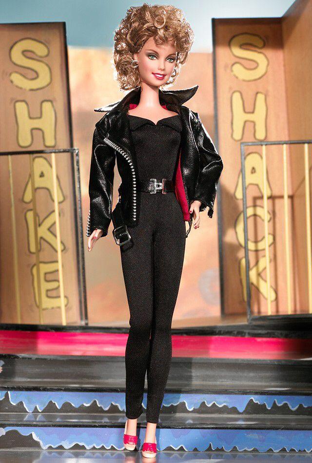 barbie Sandy de Vaselina